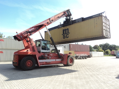 Containerhandling