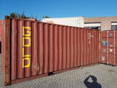 Verkoop containers eskatrans transport - Thuis container verkoop ...